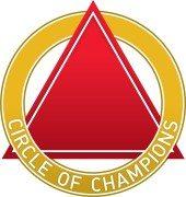 Bryant Circle of champions.